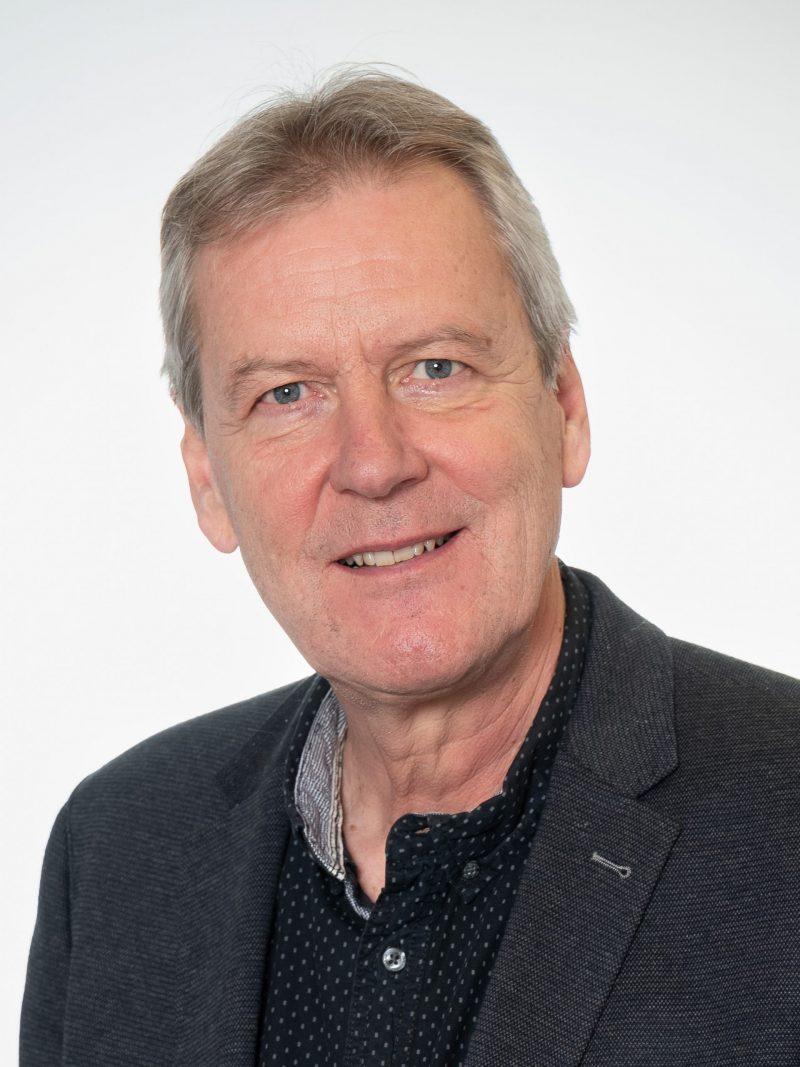 Porträtbild Peter Saxenhofer Geschäftsführer INSOS Schweiz