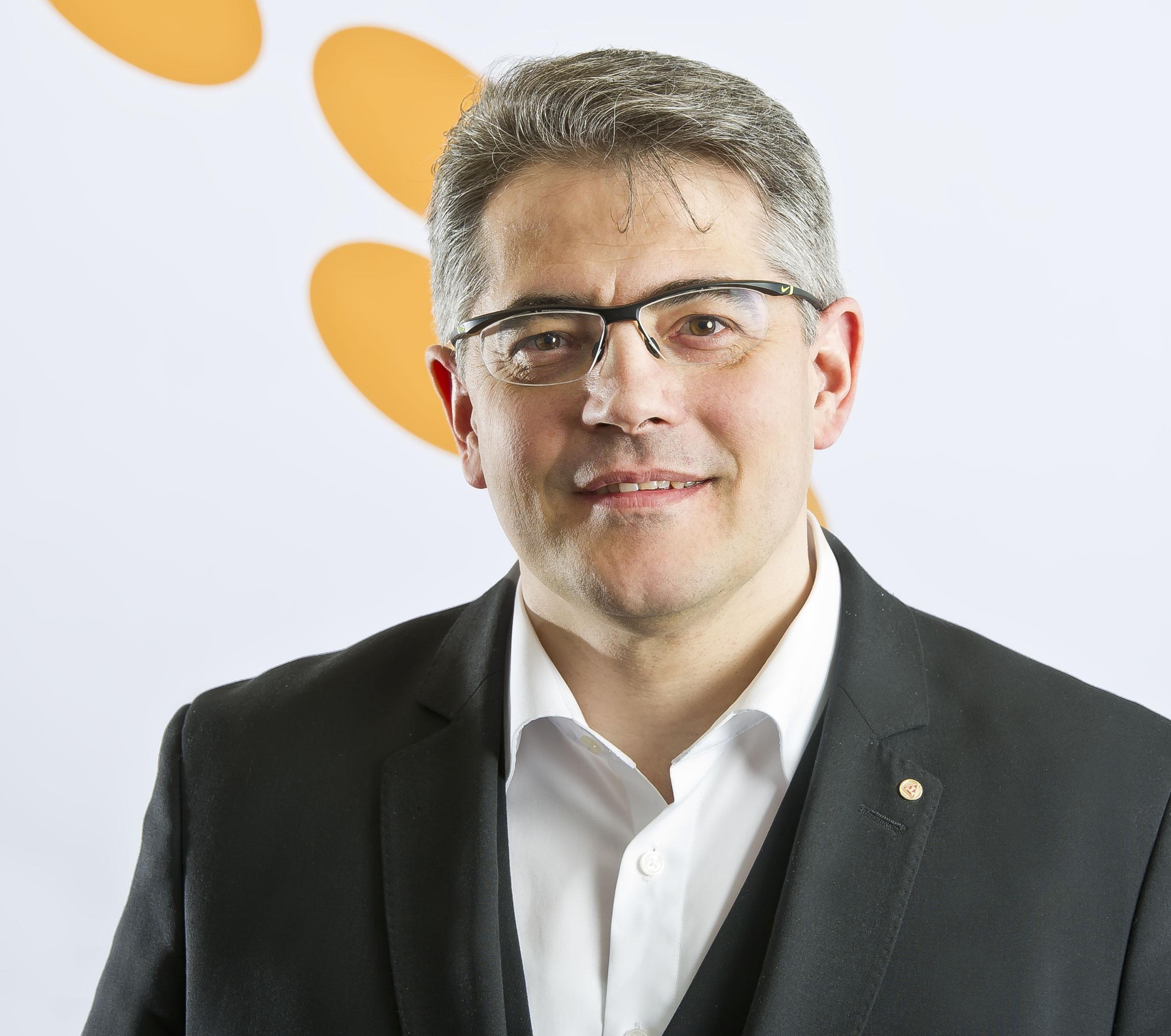 Lucas Schult, neuer CEO bei HIN