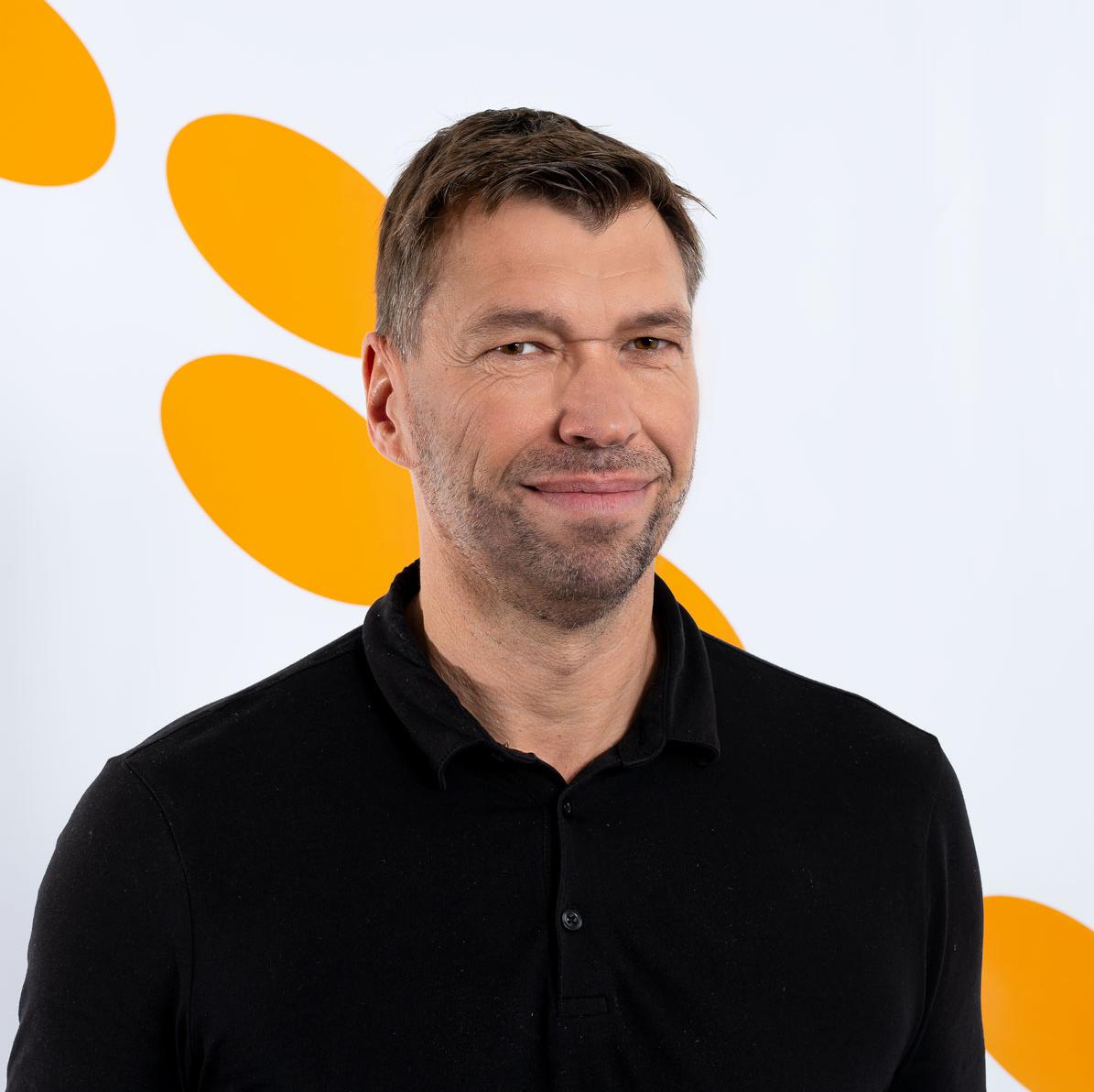 Porträtbild von Sven Strehl, Leiter Kundendienst HIN