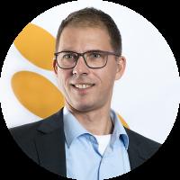 Peer Hostettler, Leiter Vertrieb, Mitglied der Geschäftsleitung, Health Info Net AG