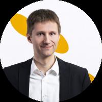 Philipp Senn, Projektleiter Communication bei HIN