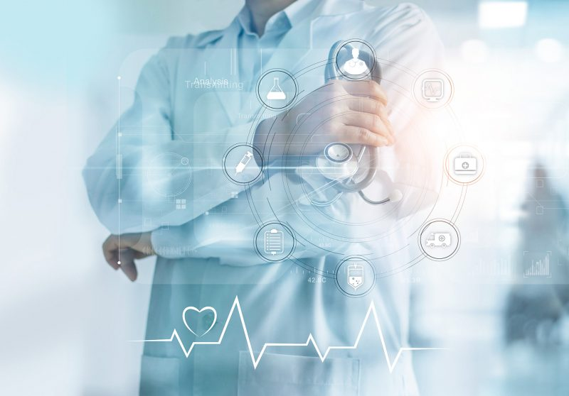 Vernetzung von Gesundheitsfachpersonen und Webapplikationen innerhalb der HIN Community