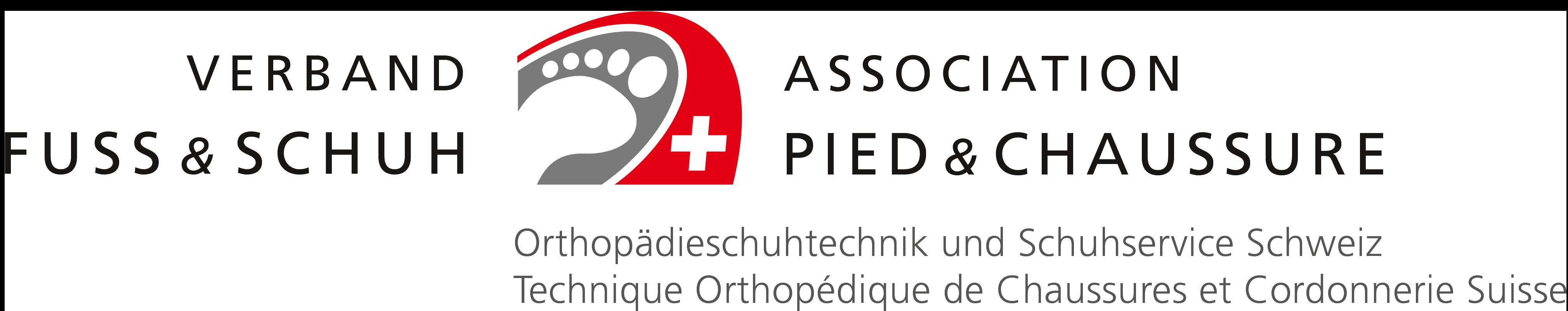 ABO HIN OSM: Logo Verband Fuss & Schuh